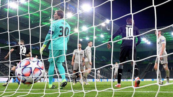 El Gladbach vuelve a golear para poner distancia en el grupo del Madrid |4-0