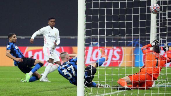 El mejor Real Madrid aclara en Milán su futuro en Europa  0-2