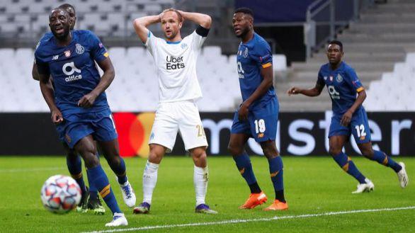 El Oporto pone un pie en octavos a costa de otra derrota del Marsella |0-2