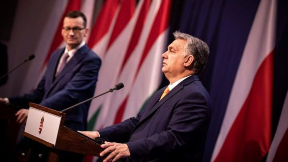 Polonia y Hungría refuerzan su alianza y bloquean los 750.000 millones del fondo de recuperación