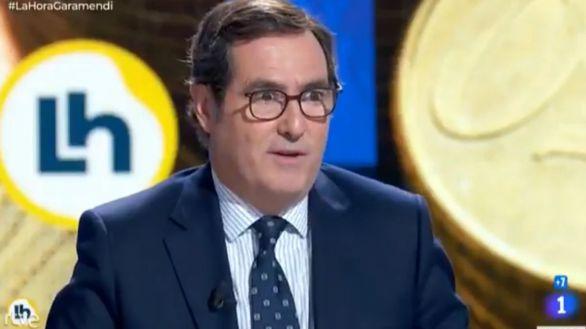 Garamendi apoya la política fiscal de Ayuso frente a Sánchez y Rufián