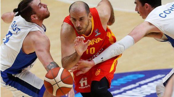 España se duerme ante Israel y la clasificación tendrá que esperar  93-85
