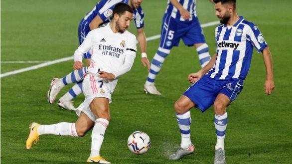 El Real Madrid se autodestruye en Valdebebas  1-2