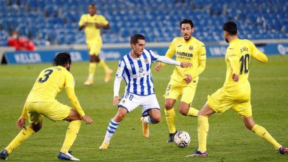 La Real Sociedad logra un empate que salva el liderato |1-1