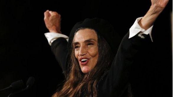 Ángela Molina, Goya de Honor por su 'autenticidad' y su 'especial sensibilidad'