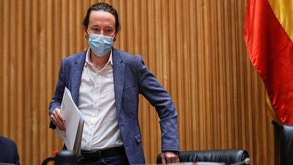 Iglesias amenaza al PP con imponer su reforma del Poder Judicial si no se abre a negociar