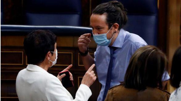 Unidas Podemos, ERC y Bildu retiran la enmienda antidesahucios a la espera del decreto