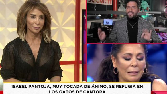 Socialité se impone gracias a Isabel Pantoja