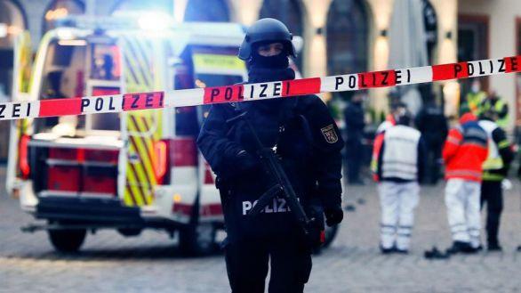 Cinco muertos, entre ellos un bebé, en un atropello múltiple en Alemania