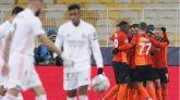 El Real Madrid, al borde de la debacle europea tras caer ante el Shakhtar |2-0