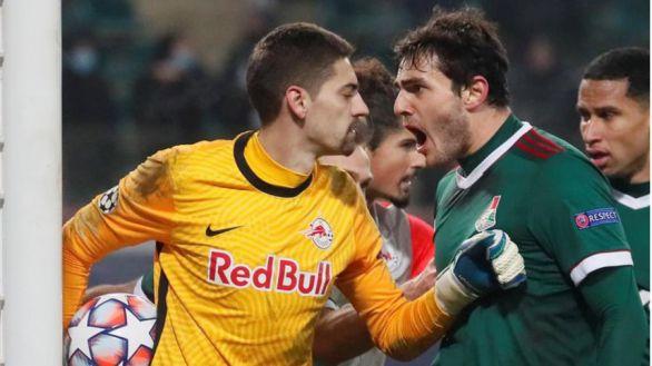 El Salzburgo gana y mete presión al Atlético  1-3
