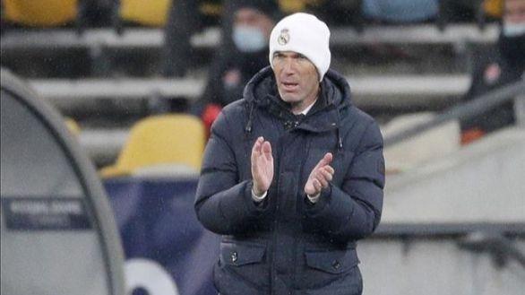 Zidane, tras la derrota en Kiev: