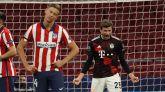 Müller mantiene la inquietud del Atlético |1-1