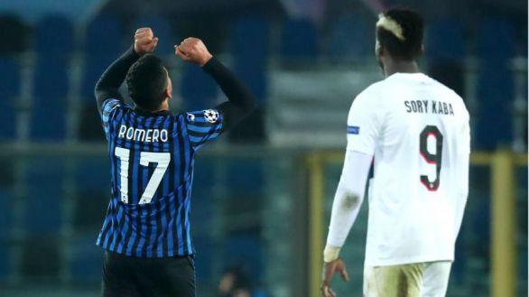 Cristian Romero da un punto de oro al Atalanta  1-1