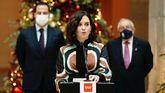 Repaso de Ayuso a la 'mezquindad' independentista: 'Madrid no subirá impuestos para pagarles el negocio'