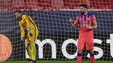 Giroud se da un festín en Sevilla para confirmar el primer puesto del Chelsea  0-4