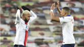 El PSG resurge para conquistar Old Trafford  1-3