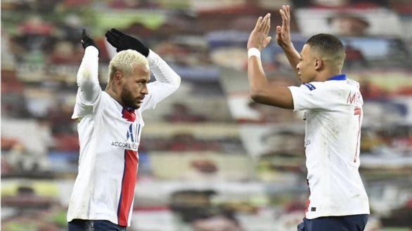 El PSG resurge para conquistar Old Trafford |1-3