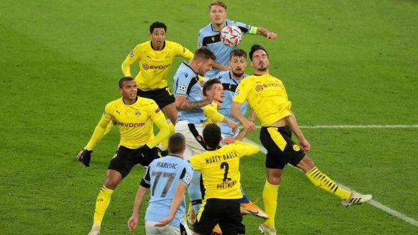 Burki salva al Dortmund y sella el pase a octavos |1-1