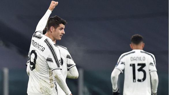 La Juventus cumple y se jugará el liderato con el Barcelona |3-0