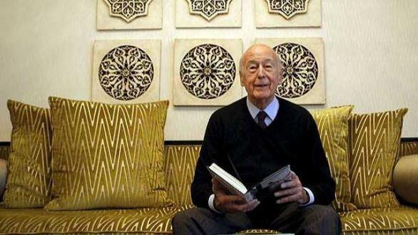 Muere el expresidente de Francia Valéry Giscard d'Estaing