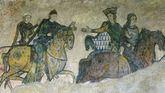 Leonor de Aquitania, una figura de leyenda en la época de las cruzadas y los trovadores