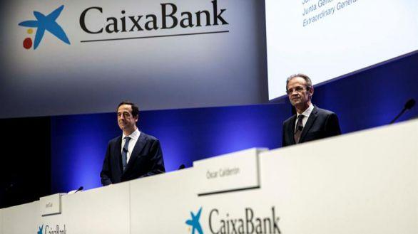 La Junta de Accionistas de CaixaBank da luz verde a la fusión con Bankia