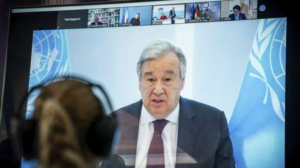 La ONU y los líderes mundiales exigen un acceso justo a las vacunas de la covid