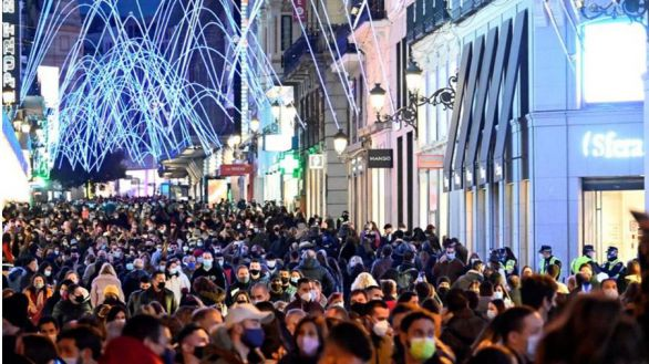 Nuevas medidas en Madrid hasta el 8 de enero: no habrá campanadas, pero sí cabalgatas con limitación de aforo