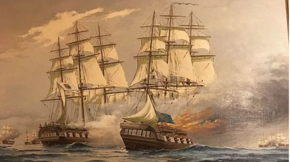 Un historiador reivindica a los 'Francis Drake' españoles que surcaron los mares del siglo XVI al XIX