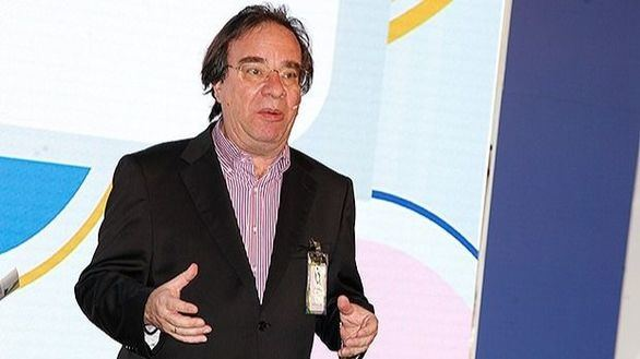 El presidente de la AEV, Amos José García Rojas.