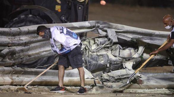 Fórmula Uno. Grosjean, sobre su accidente: 'Estaba en paz conmigo y me dije 'voy a morir'