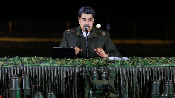Disidentes violentos de las FARC presionan a los venezolanos para que voten
