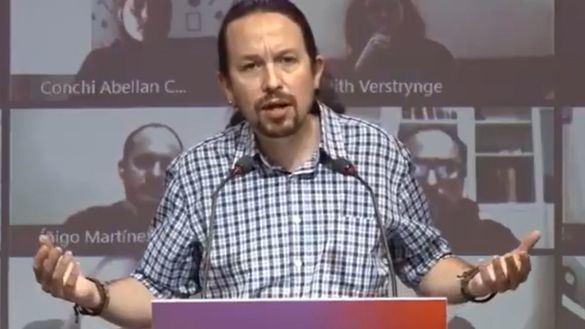 Iglesias exige ahora a Sánchez que ERC y Bildu participen en la renovación del CGPJ