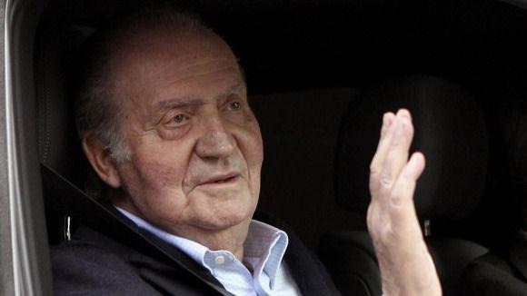 El Rey Juan Carlos I presenta ante Hacienda una regularización fiscal