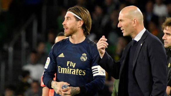 Sergio Ramos apunta a la Champions y Dembèlè se vuelve a lesionar
