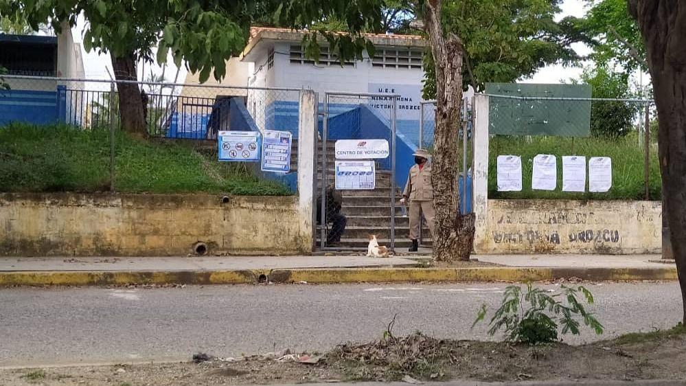 Centros electorales desangelados en las elecciones de Venezuela   El Imparcial