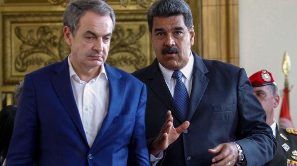 Zapatero blanquea el fraude electoral de Venezuela y pide 'reflexión' a la UE