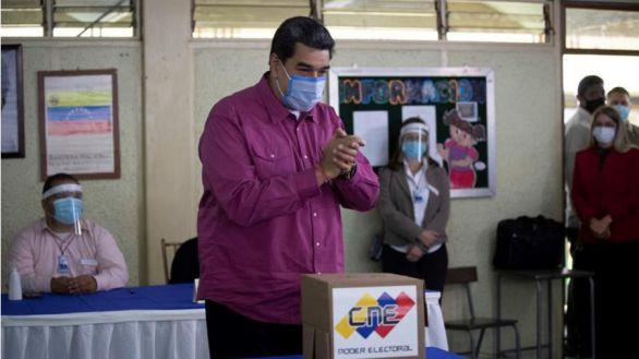 Los venezolanos rechazan el fraude electoral de Maduro con un 70 por ciento de abstención