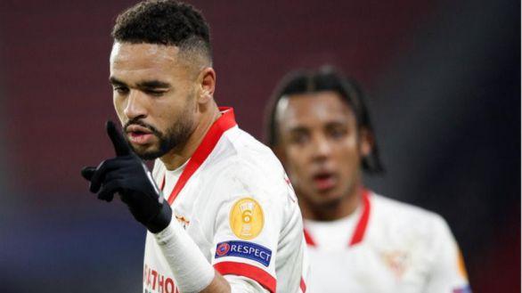 El Sevilla mira a octavos con buen sabor de boca |1-3