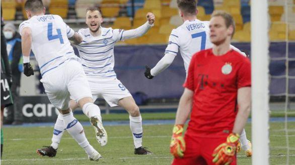 El Dinamo de Kiev se sobrepone a las bajas para llegar a la Liga Europa |1-0