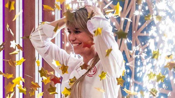 MasterChef Celebrity se despide con récord gracias a la victoria de Raquel Meroño