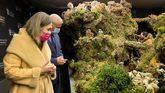 Madrid reconoce el trabajo de los belenistas en la Navidad del Covid