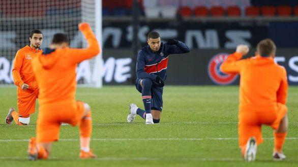El PSG se propulsa al liderato tras golear en el partido contra el racismo |5-1