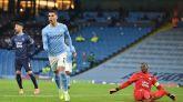 Un golazo de Ferran Torres marca el cierre del City  3-0