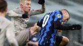 El Inter se estrella ante el Shakhtar y firma otro descalabro europeo   0-0