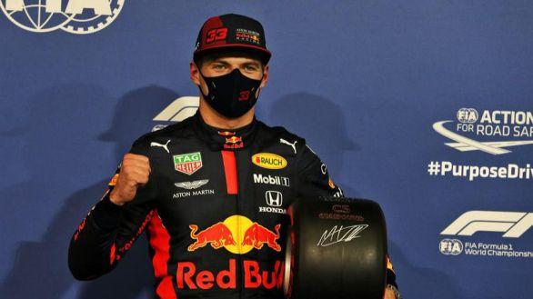 GP Abu Dabi. Lección de maestría de Verstappen para cerrar el 2020
