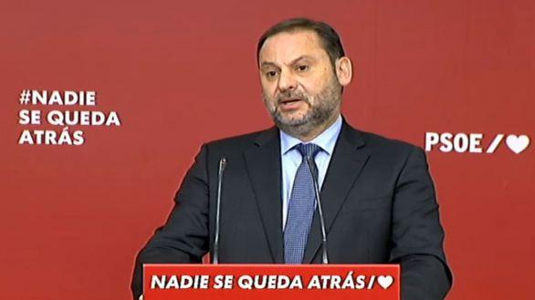 Ábalos se despacha contra Vox: