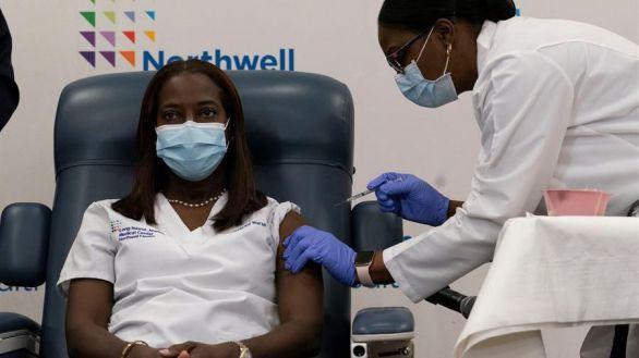 Estados Unidos arranca su campaña de vacunación contra el coronavirus