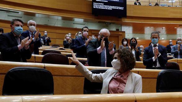 La mayoría 'Frankenstein' aprobará los Presupuestos en el Senado el 23 de diciembre